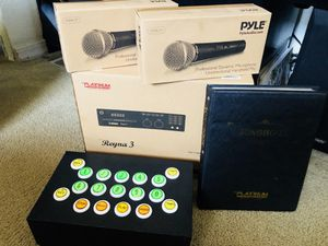 Platinum karaoke for Sale in Poway, CA