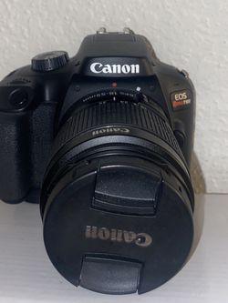 EOS Rebel T100 Digital SLR Camera with 18-55mm Lens Kit for Sale in Orlando,  FL