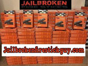 JAILBROKEN Fire tv stick for Sale in Miami, FL