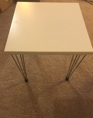 Set of two midcentury modern side tables for Sale in Ashburn, VA