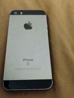 iPhone SE 16GB For T-MOBILE OR METRO PCS IN GOOD CONDITION for Sale in San Diego,  CA