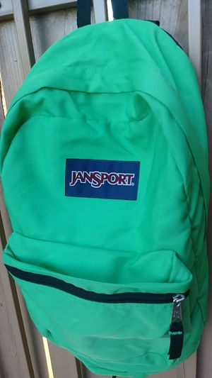 JanSports backpacks for Sale in Stockton, CA