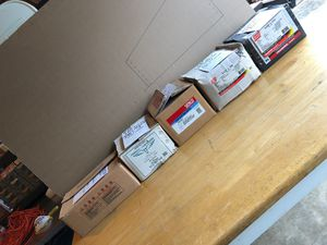 Nail Gun Nails • 5 Partial Boxes for Sale in Gresham, OR