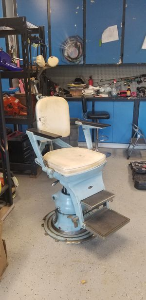 Antique Dental Chair for Sale in Morgan Hill, CA