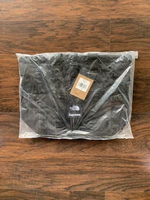 Supreme x The North Face (TNF) Adventure Black Tote Bag SS20 for Sale in Galloway, OH