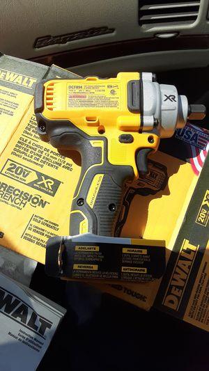 Dewalt xr half inch brushless impact for Sale in Yuma, AZ