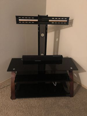 Tv stand with mount 50 inches to 72inches for Sale in Portland, OR