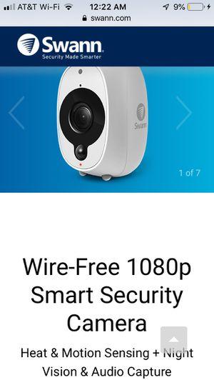 Swwhd-intcam WiFi wireless$35 each for Sale in Whittier, CA