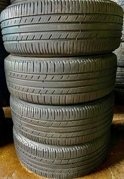 215/55R17 MICHELIN PREMIER # 02 25 for Sale in East Chicago,  IN
