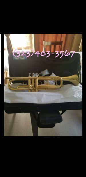 Trompeta nueva/NEW trumpet for Sale in Los Angeles, CA