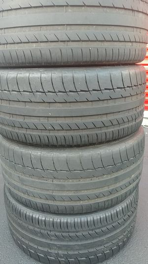 235 35 19 set of 4 used Michelin pilot for Sale in Washington, DC