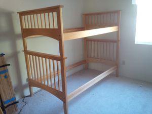 Twin bunk bed set for Sale in Hemet, CA