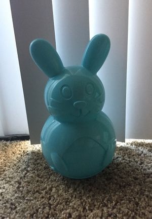 Bunny storage container for Sale in Riverside, CA