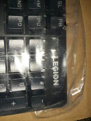 Lenovo mechanical keyboard for Sale in Seattle, WA