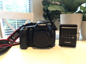 Canon 60D for Sale in Cary, NC