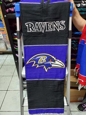 Ravens football poncho gaban... for Sale in Long Beach, CA