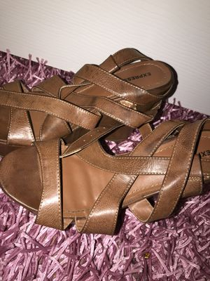 Express High heels wedges for Sale in San Antonio, TX