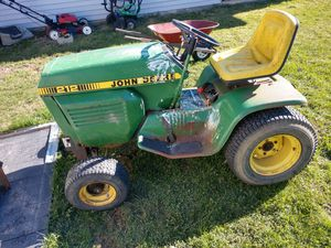 John Deere tractor 212 for Sale in Orland Park, IL