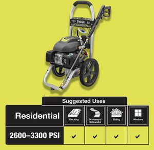 Ryobi pressure washer for Sale in Germantown, MD