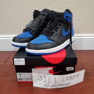 JORDAN 1 ROYAL 2017 SIZE 8 for Sale in Richmond, CA
