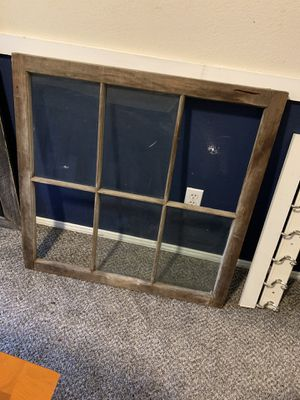 Window for Sale in Gig Harbor, WA