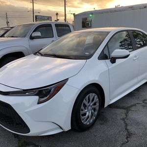 TOYOTA COROLLA 2020 for Sale in Orlando, FL