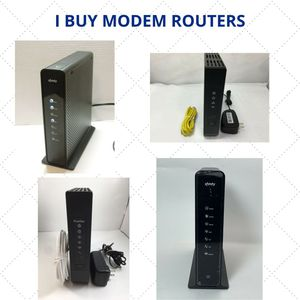 I BUY USED MODEMS & MODEM ROUTERS for Sale in Houston, TX
