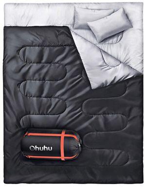 Double sleeping bag for Sale in Harrison, NJ
