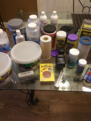 Aquarium equipment Food, Filters, Eheim for Sale in Williamstown, NJ