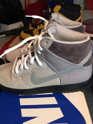115857ffc935 Nike Dunk High Pro SB  Magnet medium Grey for Sale in Gretna