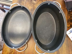 Roasting pans for Sale in Vancouver, WA