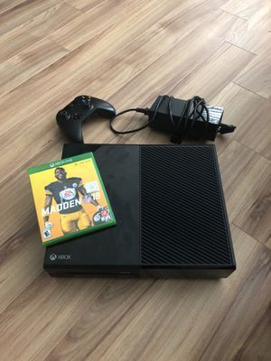 XBOX One for Sale in Rockville, MD