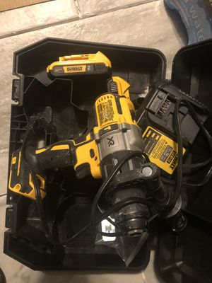 Dewalt brushless hammer drill for Sale in Southampton Township, NJ