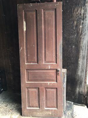 Old wooden door for Sale in Bethel, PA