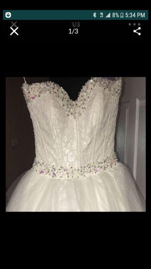 Wedding/Sweet16/Quinceañera Dress Size 4 for Sale in Las Vegas, NV