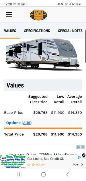 camper trailer for Sale in Albertville, AL