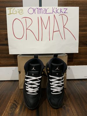 Jordan 12 Retro The Master for Sale in Lawrenceville, GA