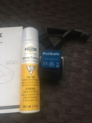 PetSafe Gentle Spray Bark Collar for Sale in Culver City, CA