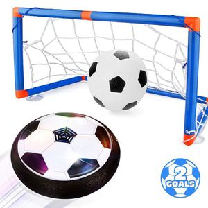 (Brand New)Kids Toys Hover Soccer Ball Set - Air Soccer Ball, Hovering Soccer Ball, Indoor Floating Soccer, LED Light and Foam Bumper for Sale in Duluth, GA