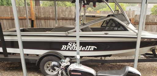1991 ski brendella shortline competition ski boat for Sale in Vancouver,  WA