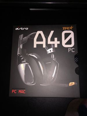 Astro A40 Gaming Headphones (works with PS4, Xbox One, PC, and Mac) for Sale in Buford, GA