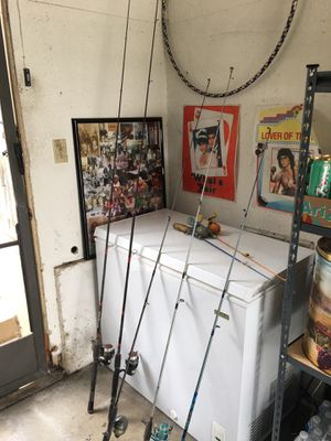 Fishing rods for Sale in Buena Park, CA