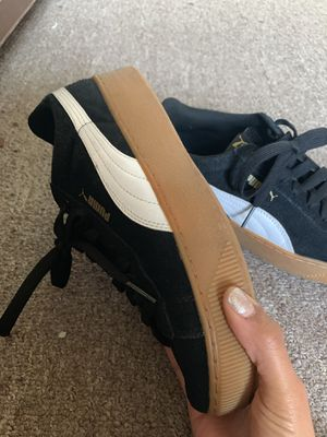 Neutral Suede Puma with Memory Foam Insoles for Sale in Bellflower, CA