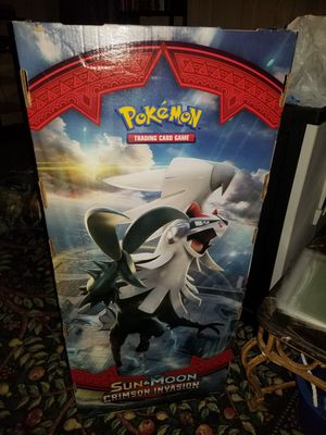 Pokemon cardboard shelf for Sale in Union Park, FL