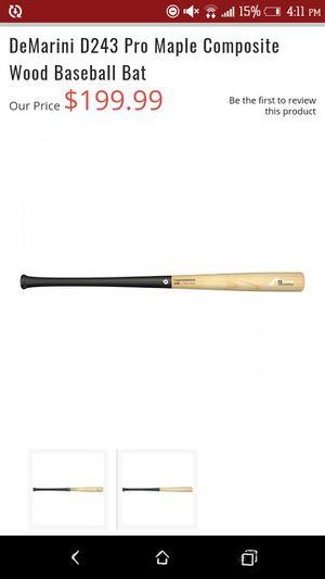 D243 baseball bat for Sale in Smyrna, TN