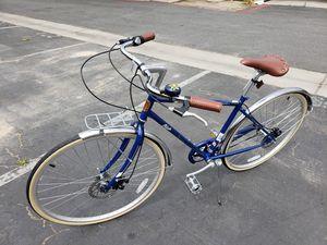 Sweet Blue Hipster 3 speed Beach Cruiser. Rock this bike TGIF for Sale in Huntington Beach, CA