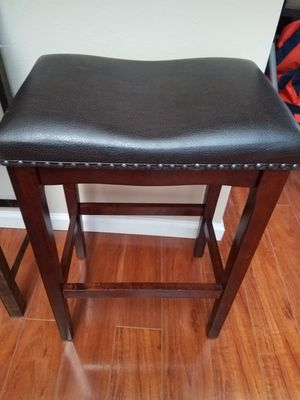 Wooden stool for Sale in Houston, TX