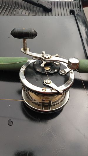 Deep sea reel Penn number 49 made in the USA for Sale in Pompano Beach, FL