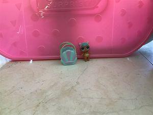 LOL doll little sister little bon bon (without shoes ) for Sale in Las Vegas, NV