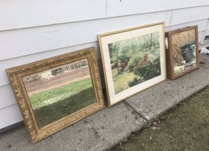 Mirrors and wall art for Sale in Dearborn, MI